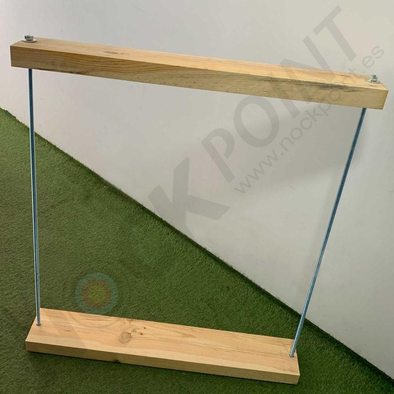 Sistema de Prensado Completo para Tiras de Foam (maderas y tornillería)