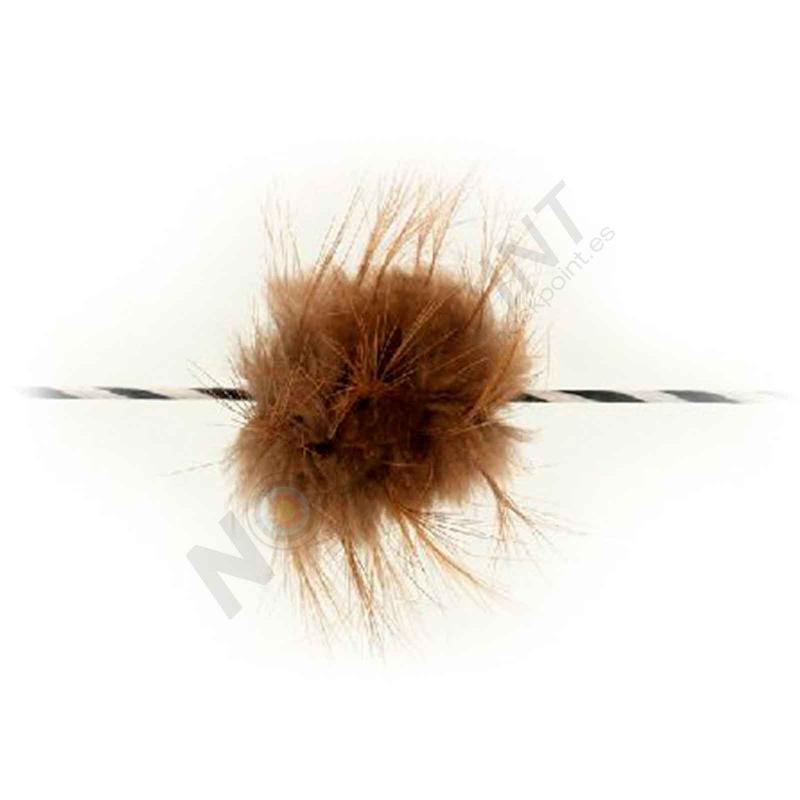 Silenciador de pelo de castor Bearpaw (pareja)