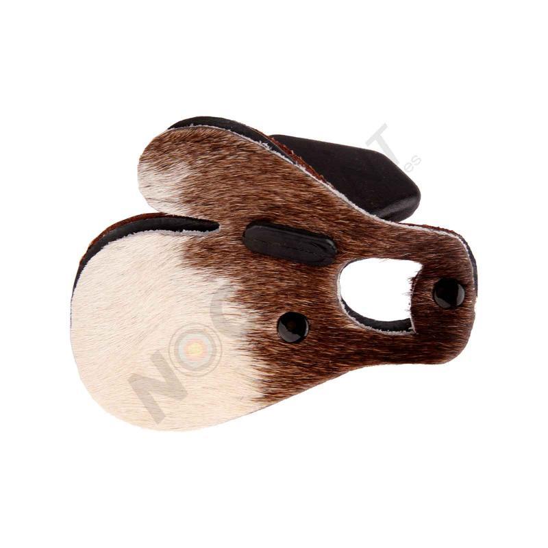 Dactilera Bearpaw de piel de ternero con separadedos