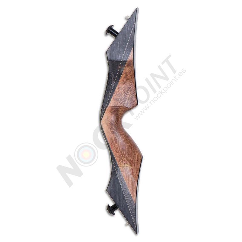 Cuerpo Tradicional Desmontable Predator Custom Rosewood Futurewood / Charcoal Futurewood