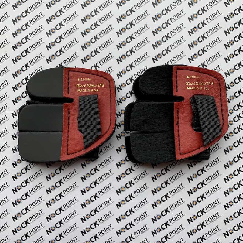 Dactilera Black Widow Leather BW 250 Roja