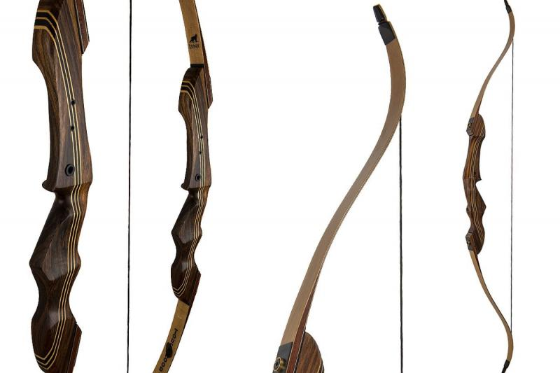 Arco Tradicional Desmontable Touchwood Lynx 60