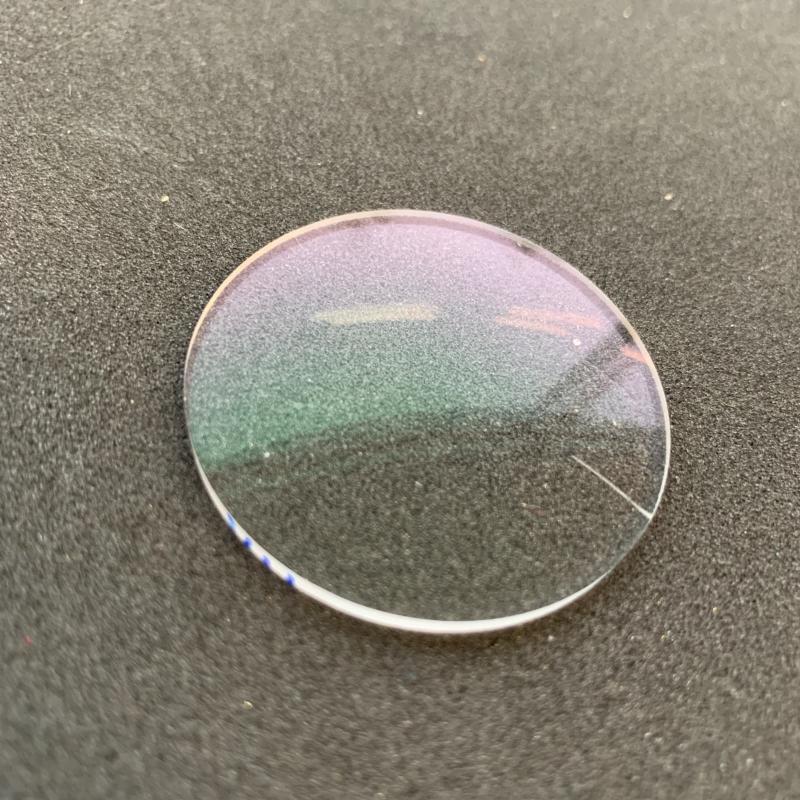 TARA: Lente Mybo Nikon Ten Zone x8 - Lente con arañazo en un extremo. Inapreciable si se usa fibra (quedaría tapada por el poste).