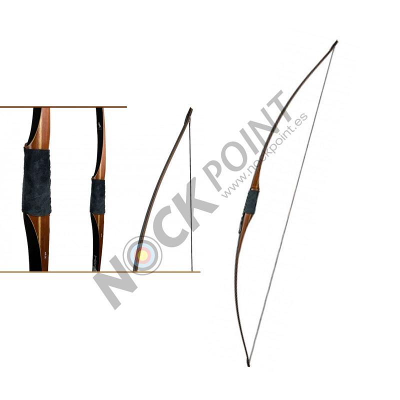 Arco Longbow Touchwood Lechuza 68
