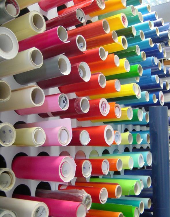 Vinilo Adhesivo para Tubos (Hoja Tamaño Folio A4 Aprox) - Se vende en tamaño folio A4 (aprox) para ser recortado a la medida de los tubos