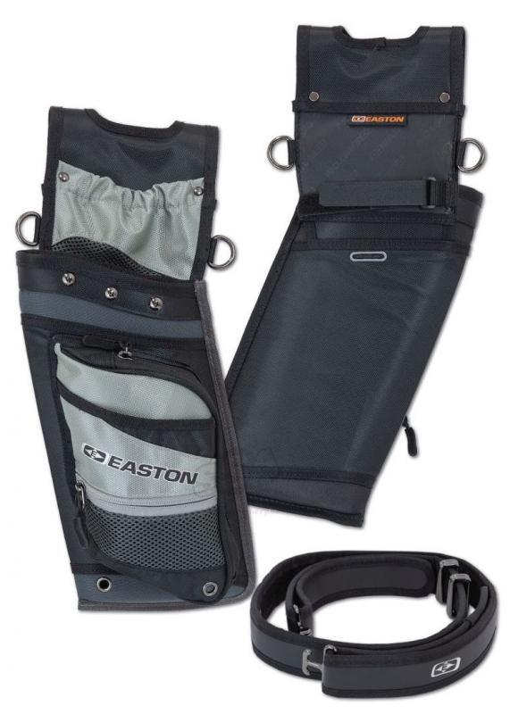 Carcaj Easton Deluxe Field con cinturón - Incluye cinturón