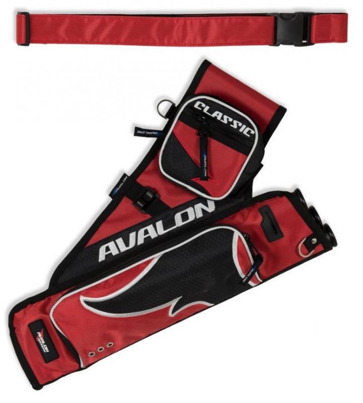 Carcaj Avalon Tec One - Incluye cinturón