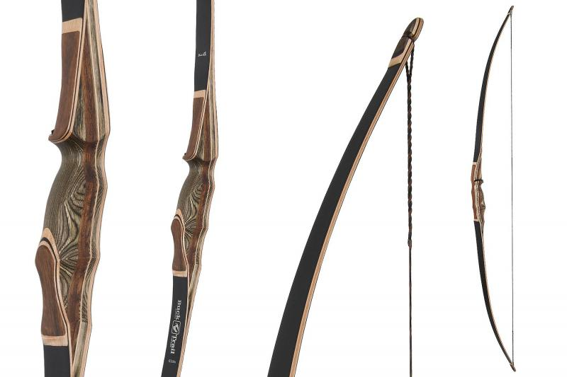 Arco Longbow Buck Trail Black Hawk 2019 68