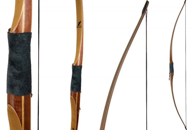 Arco Longbow Touchwood Buzzard 68