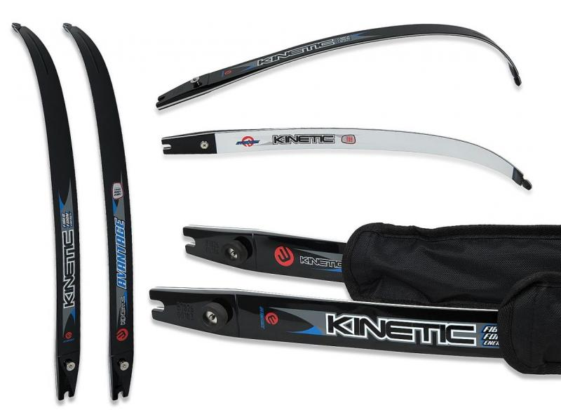 Palas Kinetic Avantage fibra-foam - Fabricadas en fibra-foam por Win & Win para Kinetic
