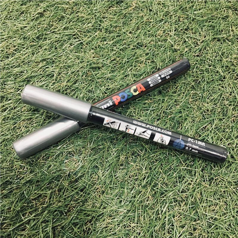 Rotulador para Marcado de Flechas (Color Plata)