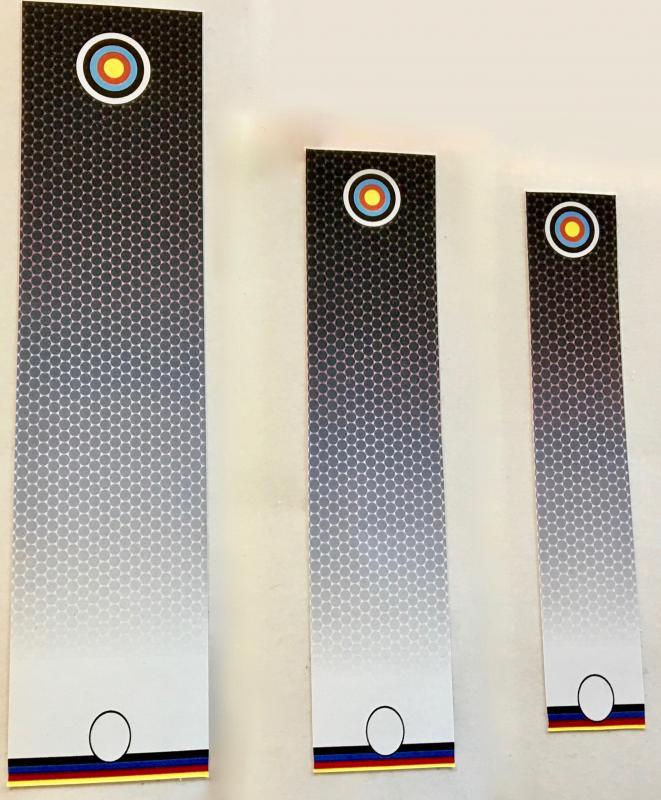Vinilo Arrow Wrap para Flecha (Unidad) -