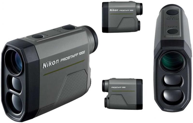 Medidor de Distancia Nikon Prostaff 1000 (540m - 6 Aumentos)